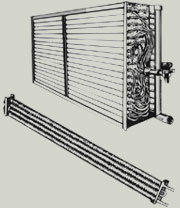 Strong Streamlined Heat Exchangers